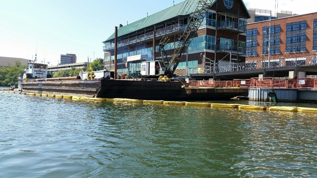 dredging company in Knoxville, TN